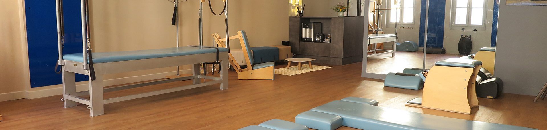Studio pilates de Marseille
